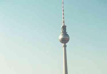 Fernsehturm dans Mitte - 2