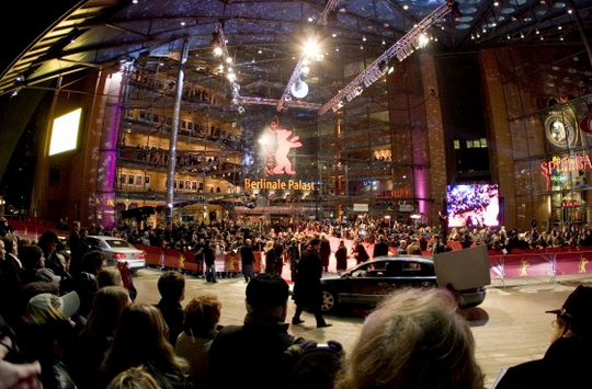 Arrivée artistes - Impressions 2012 Berlinale_1