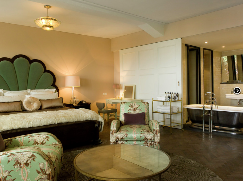 Soho House Berlin-chambre