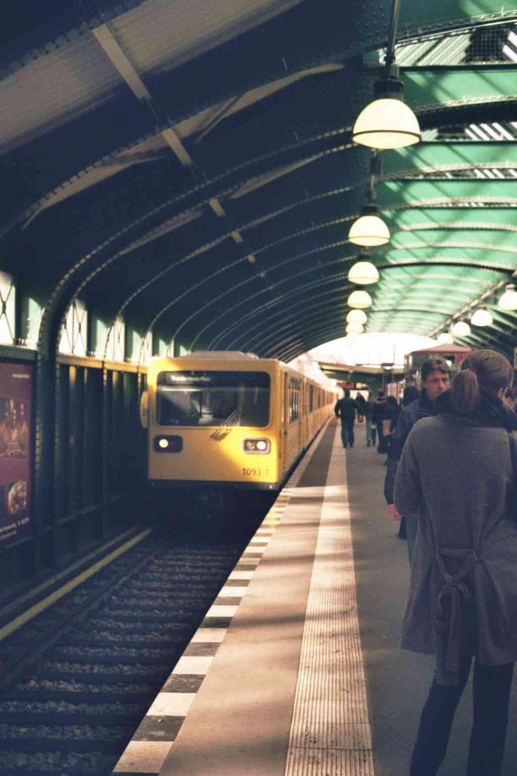 Eberwalderstr U-Bahnhof
