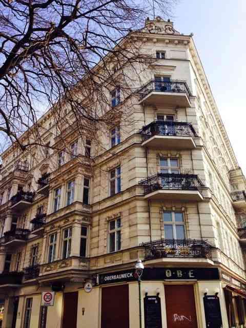 joli appartement berlin
