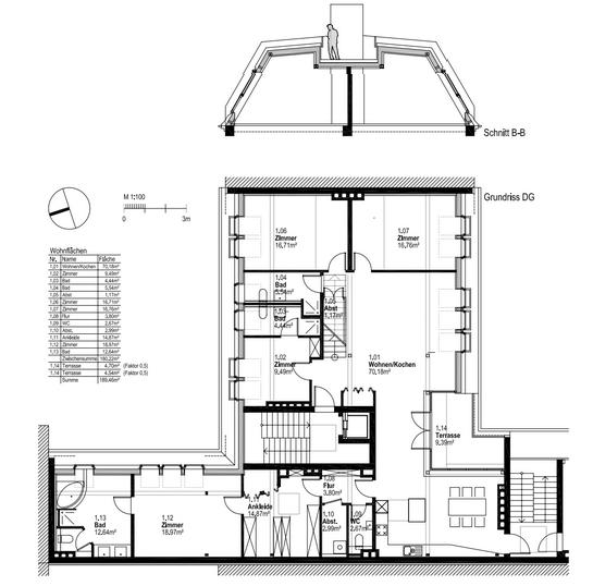 Appartement de luxe sous les toits prenzlauer berg appartement - Achat appartement berlin ...