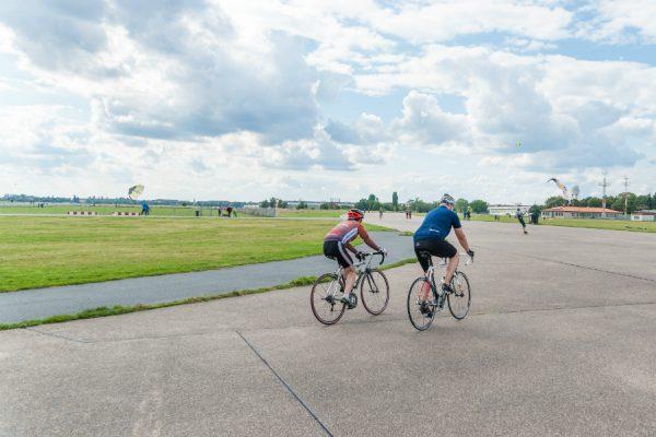 Parc de Tempelhof à Neukölln Berlin