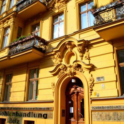 Détails immeuble kreuzberg