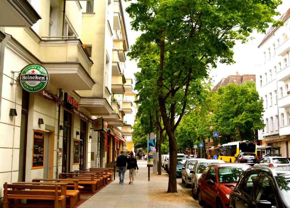Rues de Friedrichshain