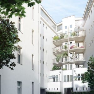 Cour int rieure apr s r novations appartement - Achat appartement berlin ...