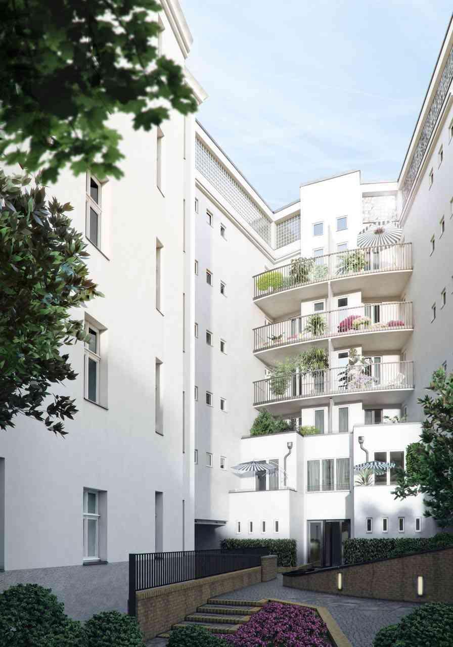 Appartement de 3 pi ces bien agenc avec balcon et for Appartement agence