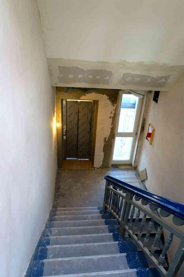 Escalier avec ascenseur neuf appartement - Achat appartement berlin ...