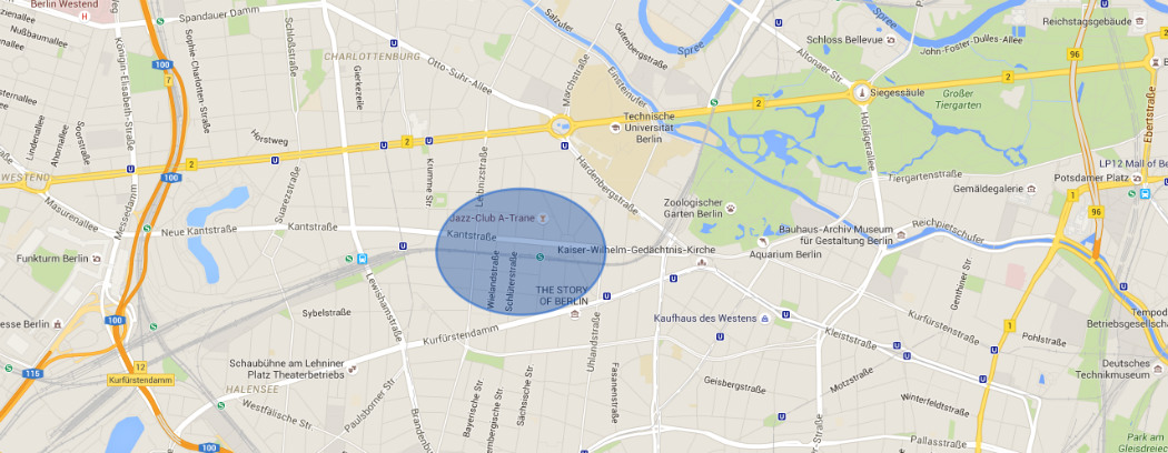 Appartement Berlin Location
