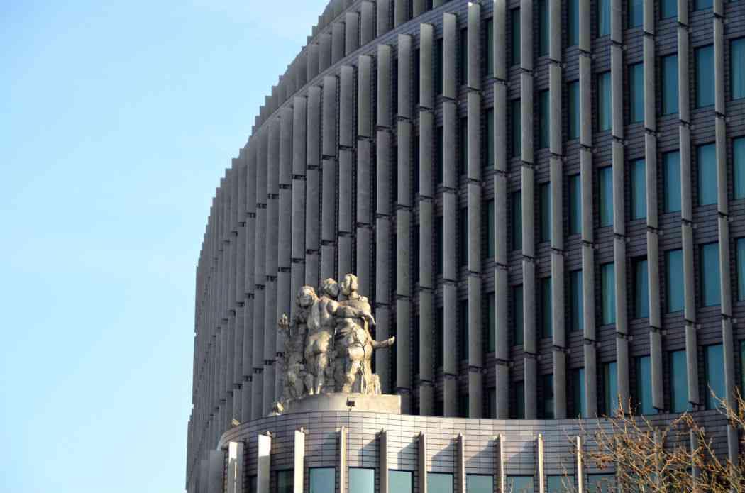 Charlottenburg immeuble sur ku damm appartement - Achat appartement berlin ...