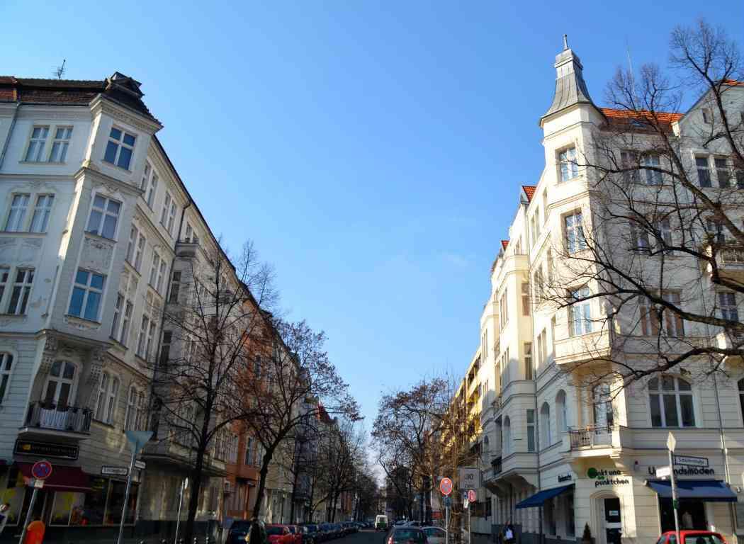 Charlottenburg impressions quartier schlueter str appartement - Achat appartement berlin ...