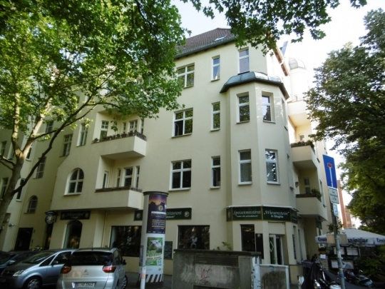 Fa ade appartement - Appartement a vendre berlin ...