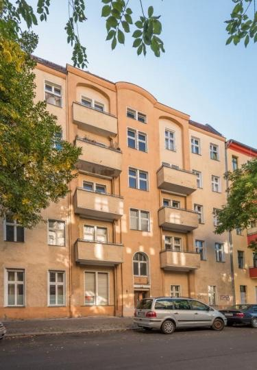 Fa ade avant modernisation appartement - Vente appartement berlin ...