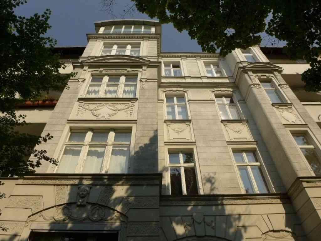2 pi ces au calme dans une cour verte friedenau appartement - Vente appartement berlin ...