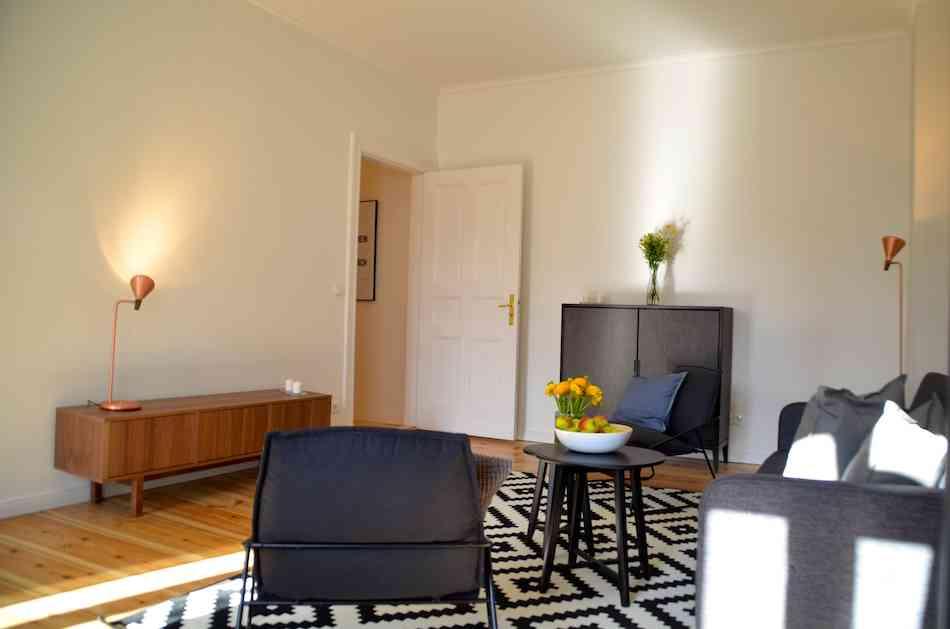 Salon 6 appartement - Appartement a louer berlin ...