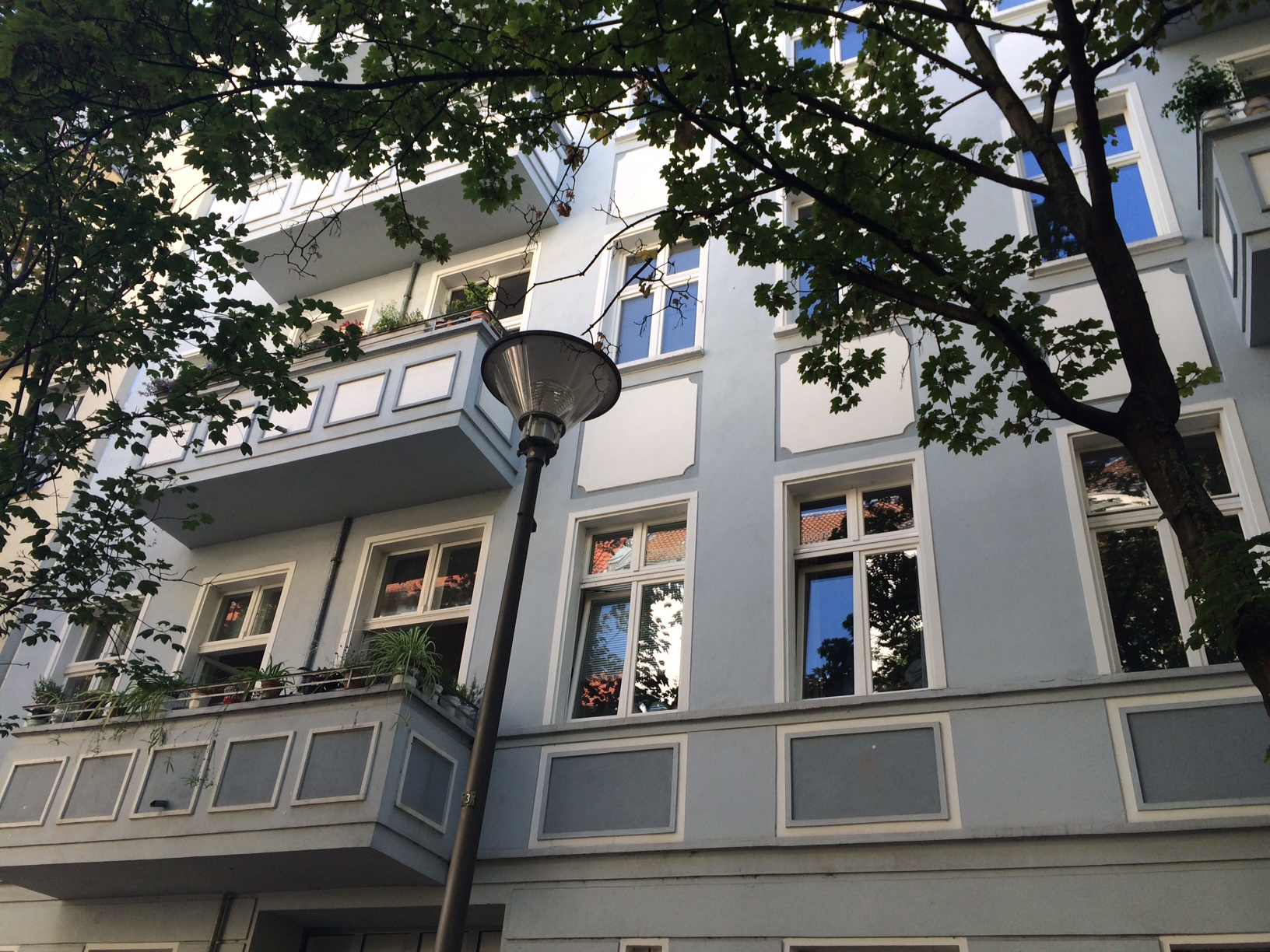 2 pi ces enti rement r nov en plein friedrichshain appartement - Acheter appartement berlin ...