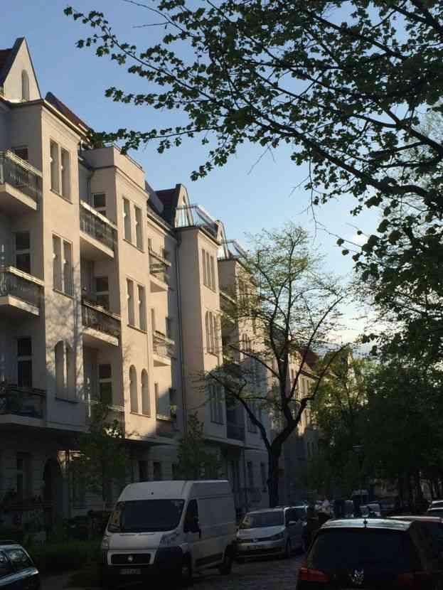 Spacieux et l gant 3 pi ces avec balcon pankow appartement - Achat appartement berlin ...