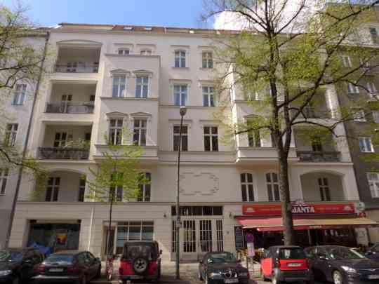 L gant et grand 3 pi ces avec balcon charlottenburg appartement - Acheter appartement berlin ...