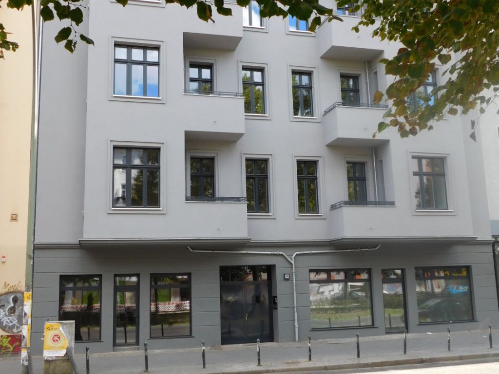 Vue facade appartement - Achat appartement berlin ...