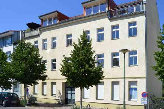 Facade dorothoeen 21 2 zi eg appartement - Achat immobilier berlin ...