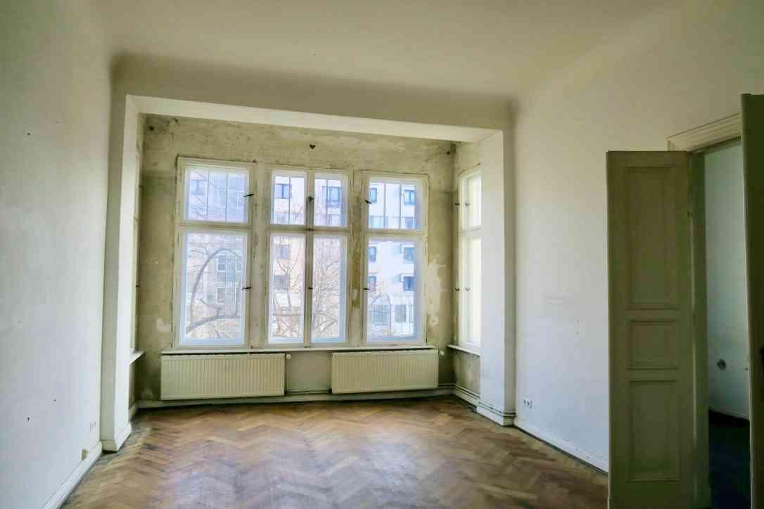 Pi ce 1 avec parquet d 39 origine appartement - Achat appartement berlin ...