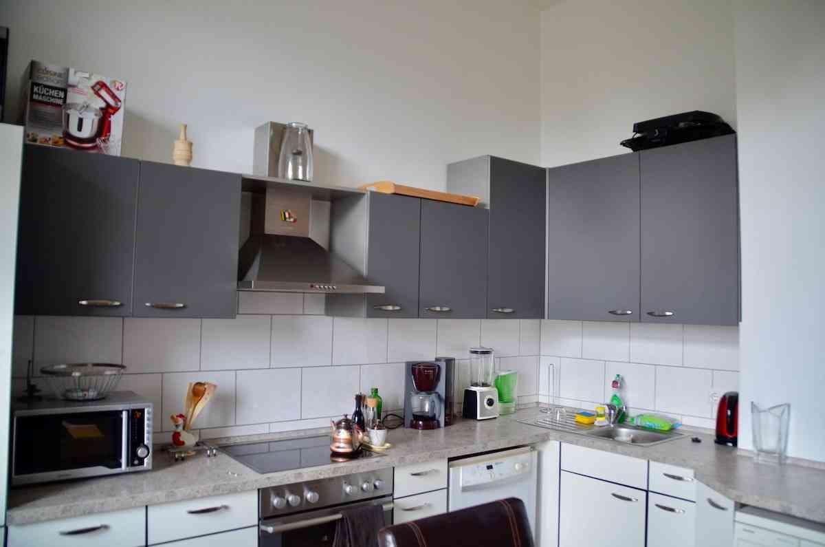 Cuisine pour appartement meuble cuisine o poser son for Petite cuisine appartement