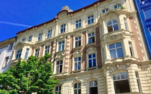 Magnifique façade Altbau Kreuzberg