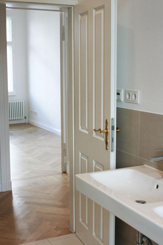 salle de bain 2 appartement. Black Bedroom Furniture Sets. Home Design Ideas