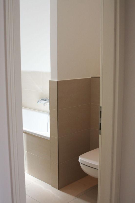 salle de bain appartement. Black Bedroom Furniture Sets. Home Design Ideas