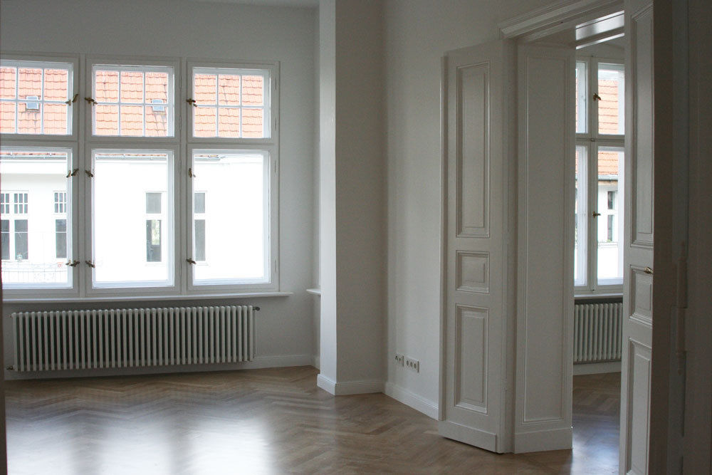 Salon en enfilade appartement - Appartement a vendre berlin ...