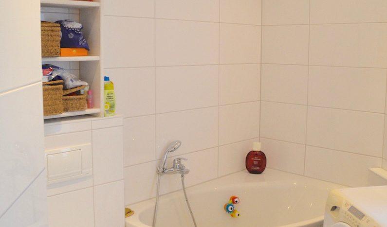 Salle de bain 1 - baignoire