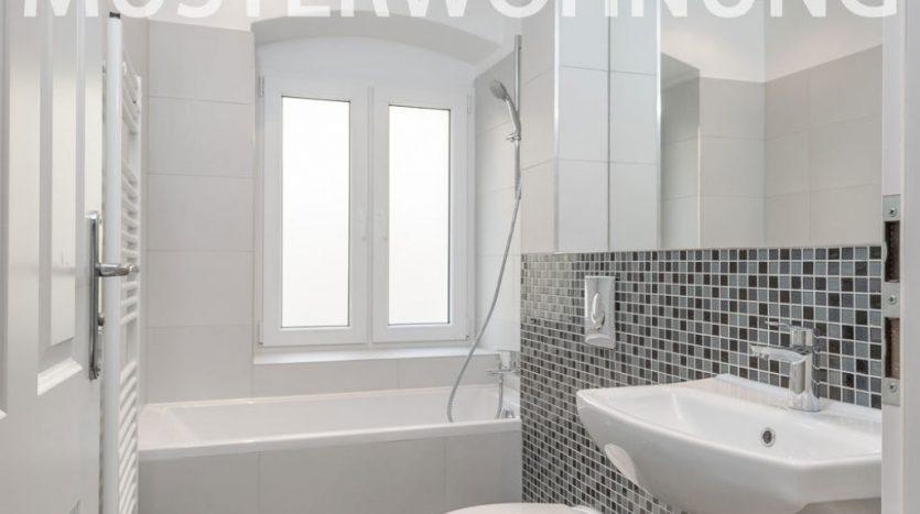 Salle de bain (appart. témoin)