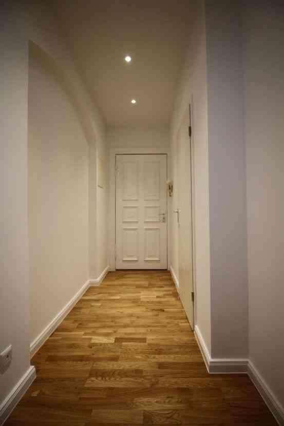 Couloir entr e appartement for Couloir appartement