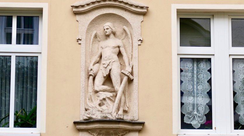 Détails façade