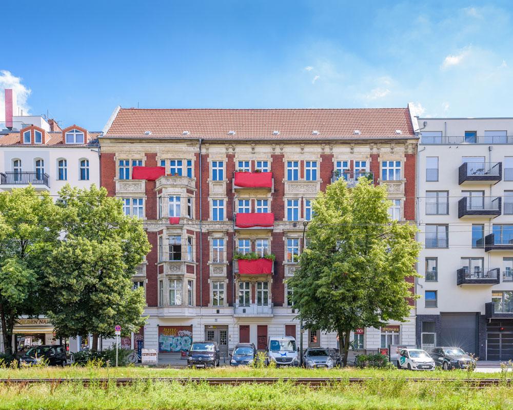 Prenzlauer allee immeuble2 appartement - Achat appartement berlin ...