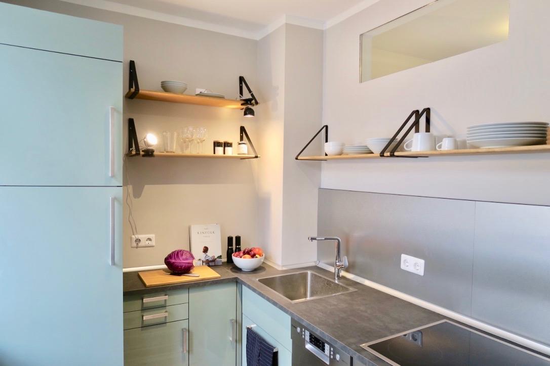 Beau deux pi ces enti rement meubl louer appartement for Appartement a louer a evere deux chambre