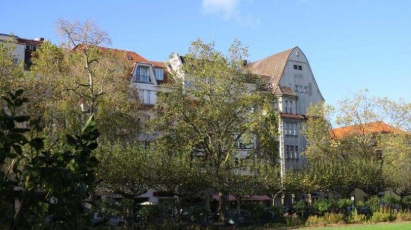 Autre vue de Mierendorffplatz