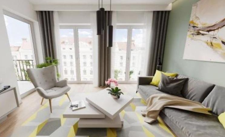 appartement témoin - salon