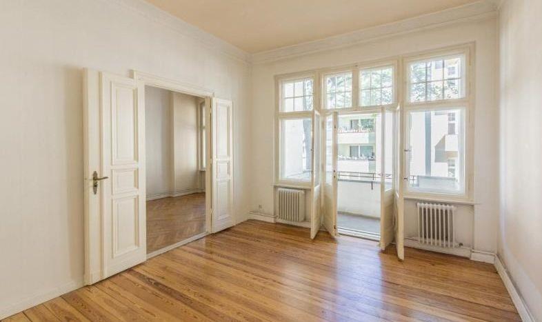 appartement témoin, chambre avec jardin d'hiver