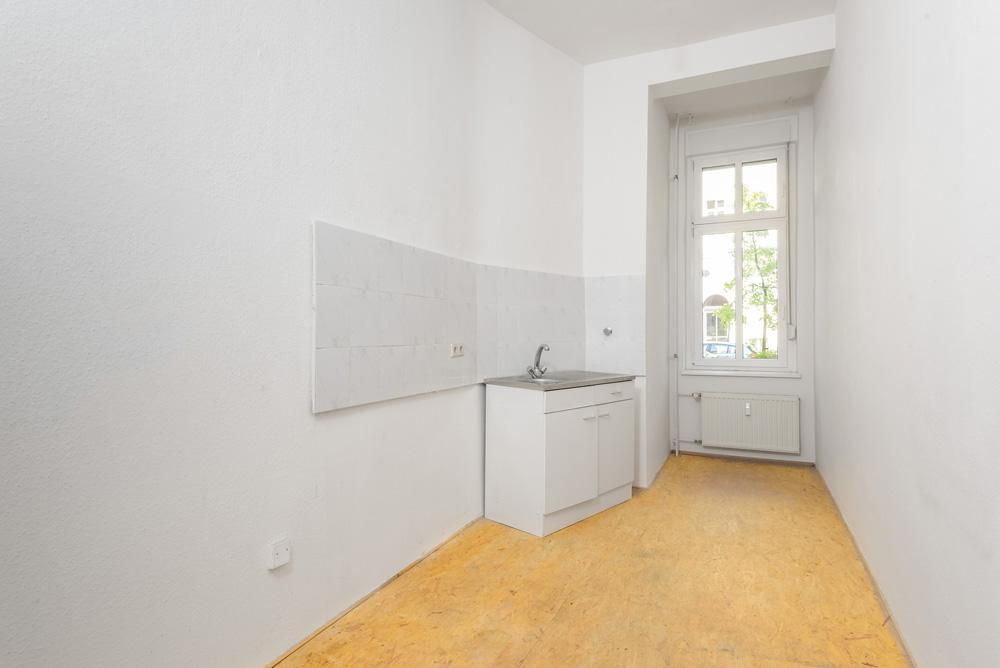deux pi ces lou s avec loggia pour un investissement locatif pankow appartement. Black Bedroom Furniture Sets. Home Design Ideas