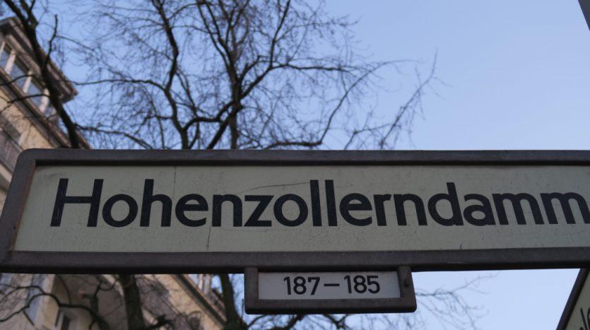 Hohenzollerndamm