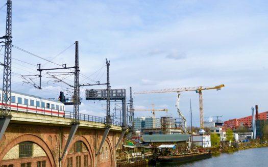Berlin en construction