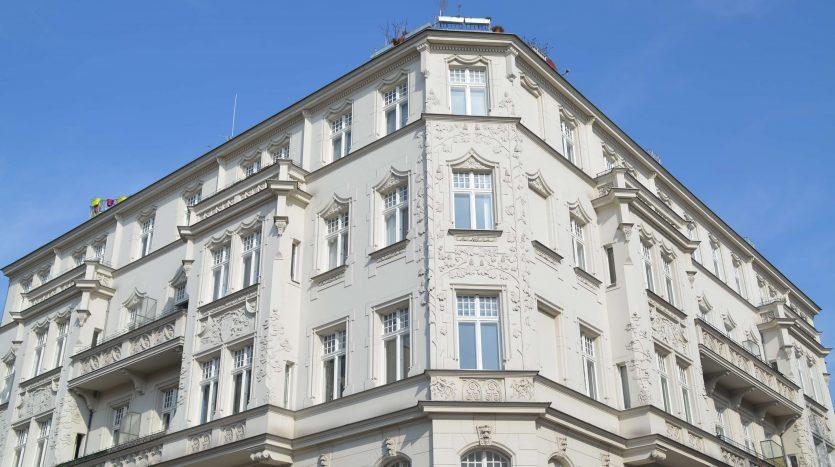 Immeuble Altbau à Berlin