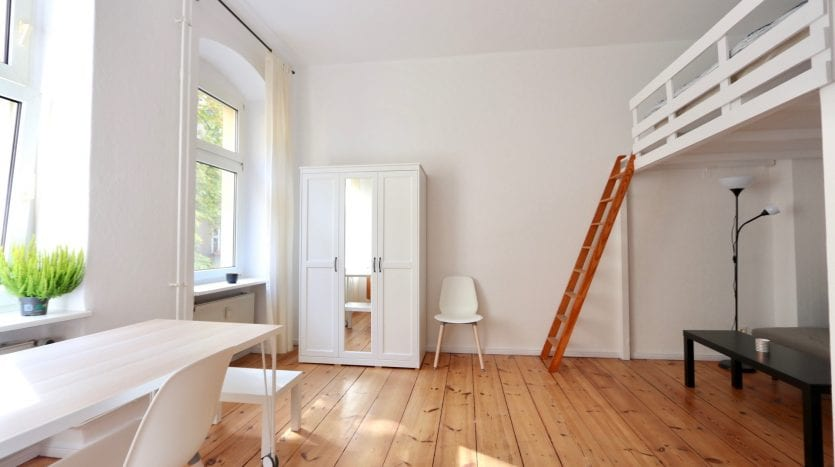 Salon/chambre
