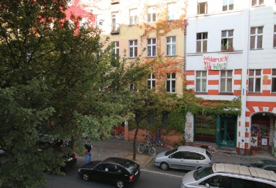 4 pi ces kreuzberg parfait pour une colocation appartement - Appartement a louer berlin ...