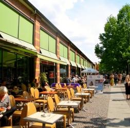 Programme immobilier à Bergmannkiez Kreuzberg