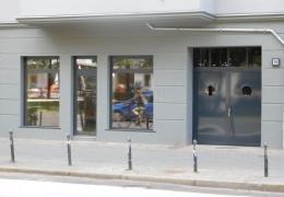 Local commercial dans une des artères les plus passantes de Friedrichshain