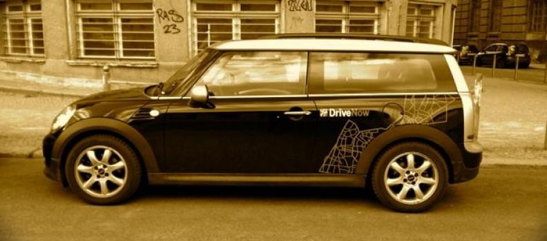 Bouger rapidement à Berlin avec un concept innovant