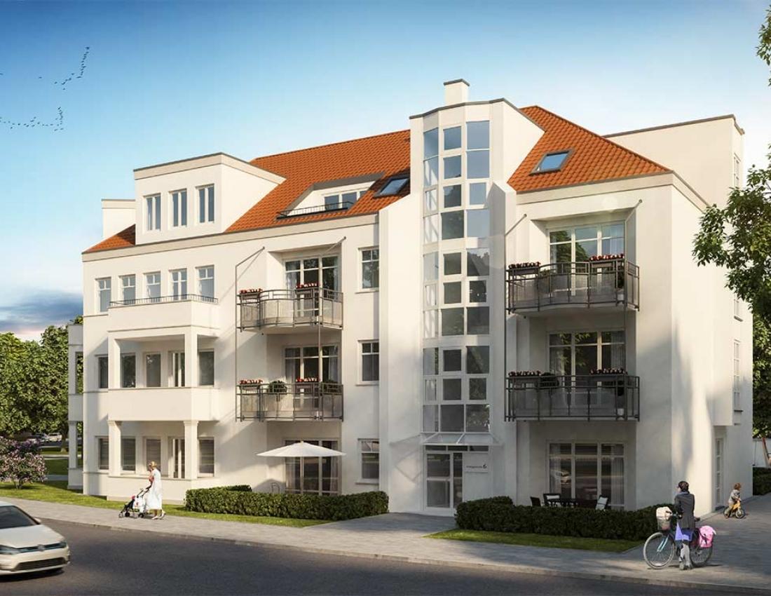 Projet postdam pour un investissement locatif for Projet appartement