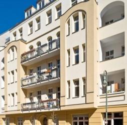 Appartements de 2 pièces près de Kastanien Allee et Mauerpark